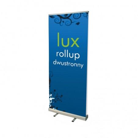 Roll up dwustronny LUX