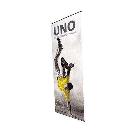 L-banner wewnętrzny jednostronny Uno