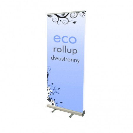 Roll up dwustronny ECO